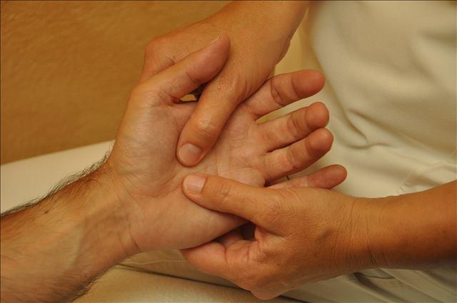 Osteopathie Anwendung